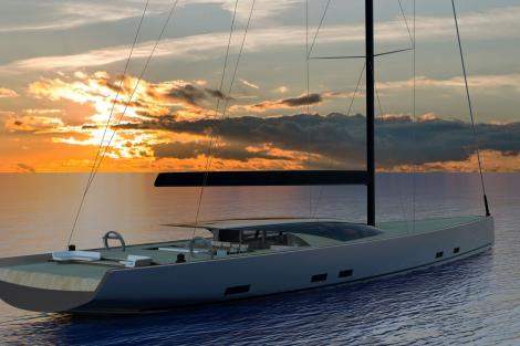 Vitters Sailing Yacht