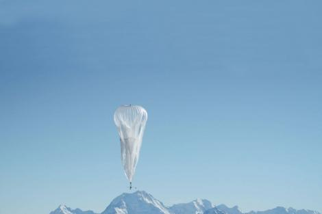 Project Loon internet