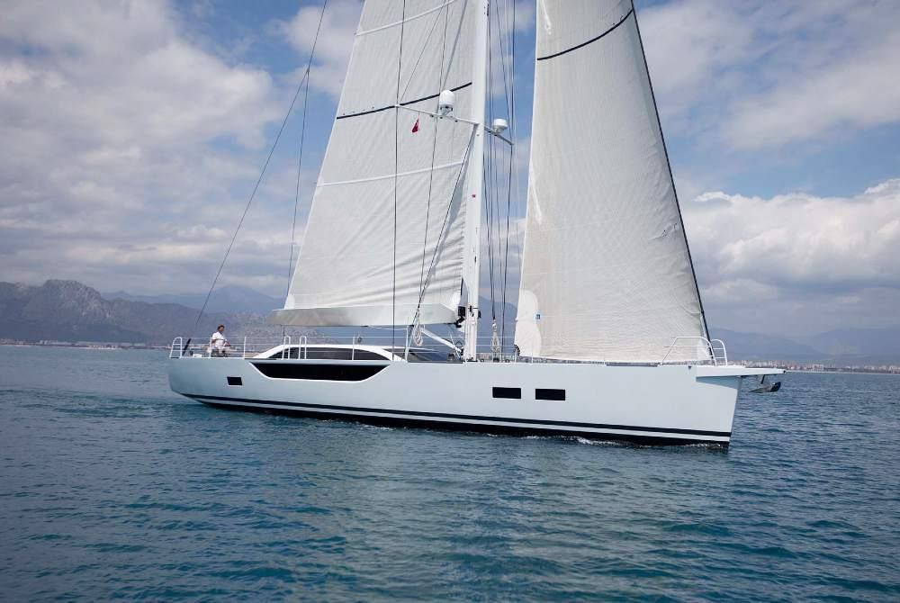 Sailing yacht BLISS II for sale