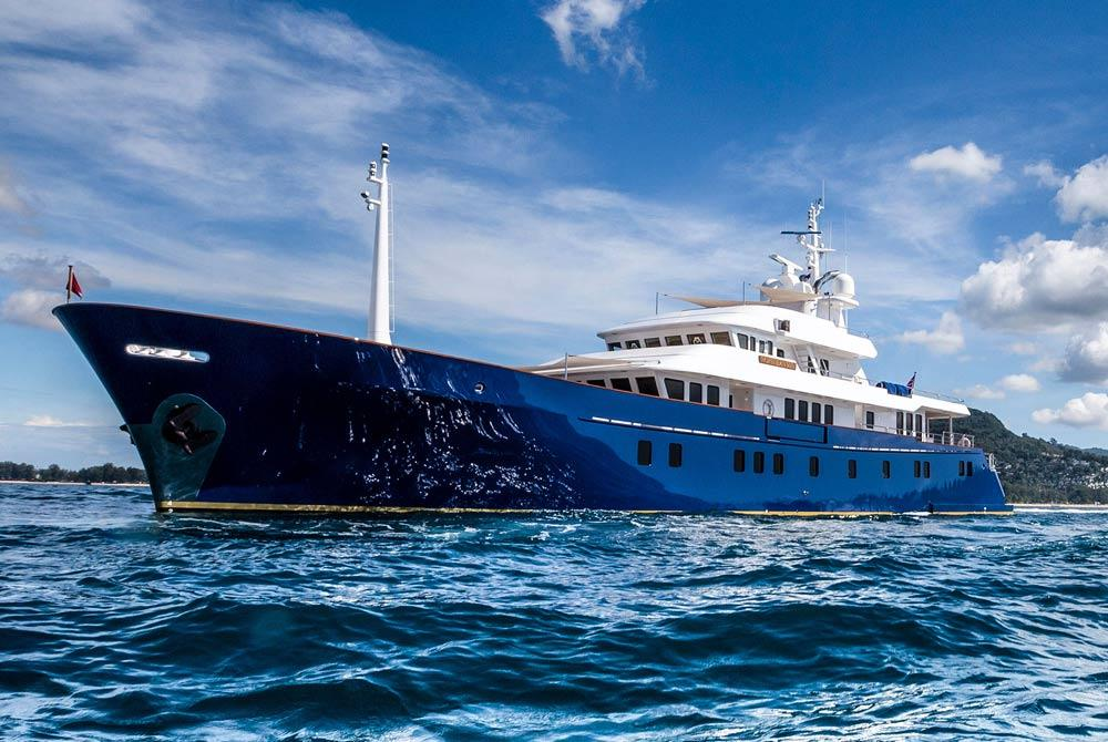 Motor Yacht NORTHERN SUN for charter in Thailand