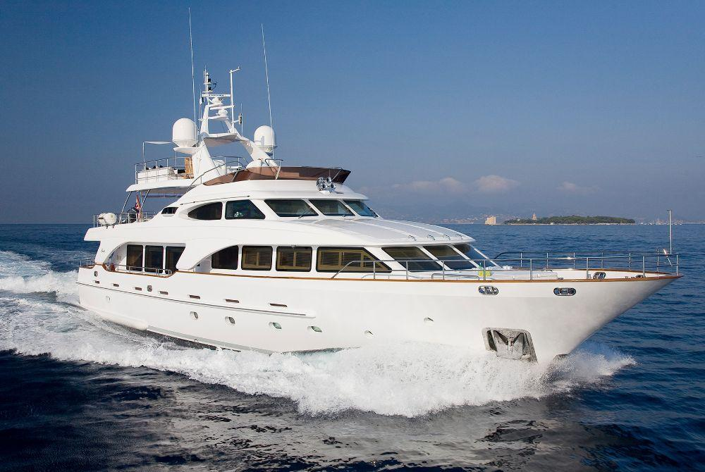 Motor yacht SALU for sale