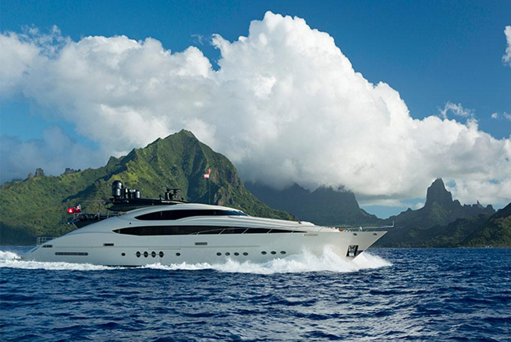 Motor yacht VANTAGE for sale